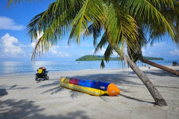 The Top 5 Beach Activities in Langkawi